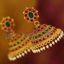 buy jhumka earrings online j1927 antique jhumka online artificial fashion jewellery buy online