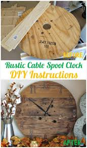 Wire Spool Table Diy Recycled Wood Cable Spool Furniture Ideas Projects U0026 Instructions