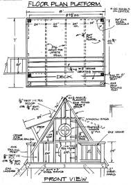 free deluxe tree house plans house interior