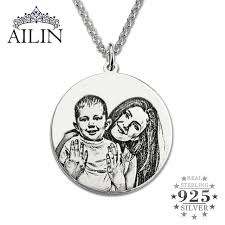 aliexpress buy wholesale sterling silver personalized photo