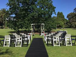 wedding ceremony decoration hire lookbook recycle wood ladders