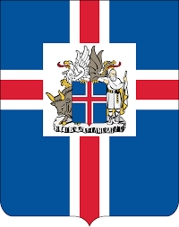 Flag Iceland File Coat Of Arms Of The President Of Iceland Svg Wikimedia Commons