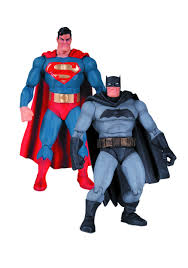 superman peppa pig and other dark knight returns 30th anniversary 2 pack batman superman