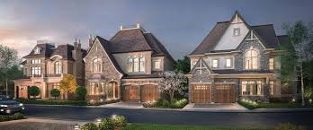 luxury home builders oakville brand new pre construction townhomes semi detached houses homes