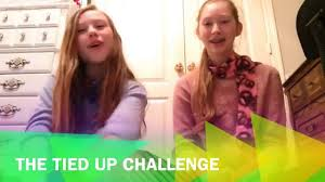 Challenge Tie The Tie Up Challenge