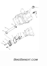 1996 polaris magnum 425 2x4 w967544 water pump magnum 2x4