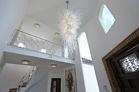 12 photo large chandeliers modern