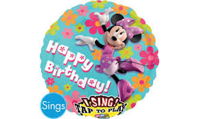 minnie mouse balloons party