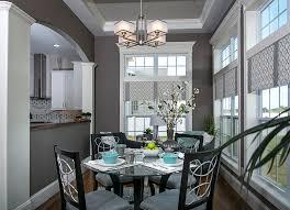interior calming cream walls of sunroom design idea with oval
