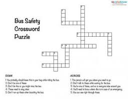back to safety worksheets lovetoknow