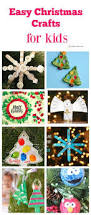 easy christmas crafts for children christmas time child and craft