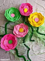 fun flower craft kids will love isavea2z com
