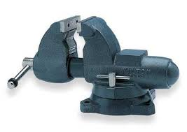 Mechanics Bench Vise Bench Vises By Wilton Zoro Com