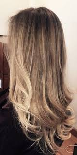 Dark Blonde To Light Blonde Ombre Dark Roots Balayage Blonde Look Book Pinterest Dark Roots