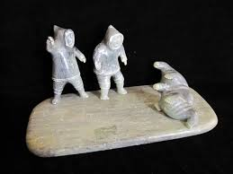 eskimo soapstone carvings soapstone carving soap carvings soapstone