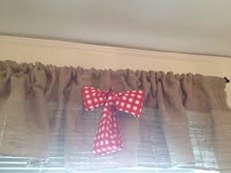 Curtains With Red Cheap Red Gingham Curtains Find Red Gingham Curtains Deals On