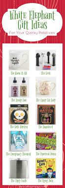 white elephant gift ideas for all your relatives atta