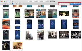 how to add and organize images in photos for os x yosemite mac