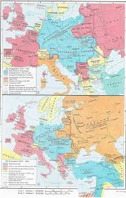 1914 Europe Map by World War I 1914 1918 Full Size