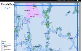 Map Florida Keys by Park Opens Some New Boat Corridors In Florida Bay Waters More To
