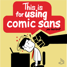 Comic Sans Meme - 10 hilarious comic sans meme to light up your day