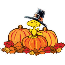 peanuts thanksgiving clip clip library