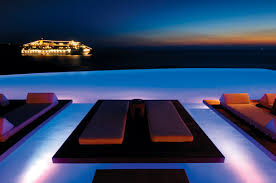 small infinity pool designs infinity pool at night small infinity