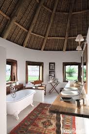 exotic bathroom by werner design associates architectural digest
