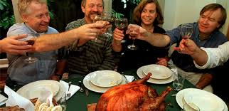 would you pay to eat thanksgiving dinner at your s house