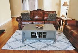 Home Goods Decorative Pillows by Project House To Home Diy Coffee Table Makeover U2013 Konnor With A K