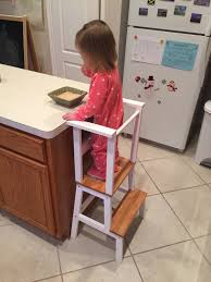 Toddler Stool For Kitchen by Polka Dotted Mama Ikea Step Stool