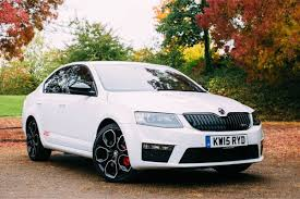 skoda octavia vrs 2013 car review honest john