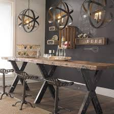 best 25 industrial dining rooms ideas on pinterest for room