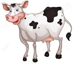 free cartoon cow clip art free images at vector clip cliparts