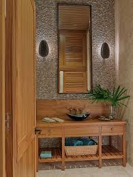 Powder Rooms Tropical Interiors Summer U0027s Trend Livinghouse Blog