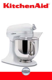Kitchen Aide Mixer by Kitchenaid Mixer 400 User Guide Manualsonline Com