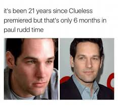 Clueless Meme - it s been 21 years since clueless premiered but that s only 6