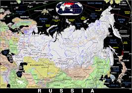 Russia Map Ru Russia Public Domain Maps By Pat The Free Open Source