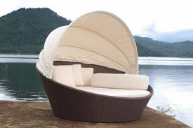 Outdoor Wicker Daybed Outdoor Wicker Bed All Weather