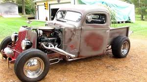 Old Ford Truck Gallery - classic muscle car for sale 1947 ford rat rod pick up sold erics