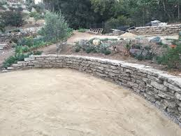 Cracked Concrete Patio Solutions by Broken Concrete And Gravel Patio My Secret Garden Pinterest