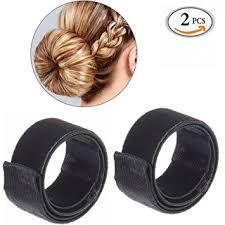 hair bun clip sikenuo fashion women hair styling disk hair clip beautiful donut