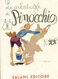 book cover vitoli russo 1955 pinocchio