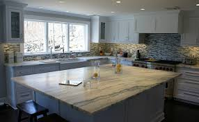 marble island kitchen cari s newly remodeled kitchen baths hooked on houses