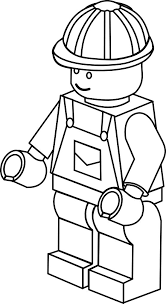 creative idea coloring pages legos 7 lego kids print