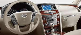 2017 nissan armada platinum interior the 2017 nissan armada is new and improved