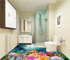 compare prices on 3 d wallpaper bathroom online shopping buy low