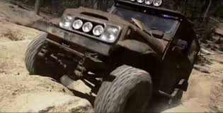 commando jeep hendrick ram rebel trx concept powered by hellcat loaded 4x4