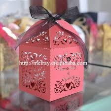 sweet boxes for indian weddings laser carving candy box custom indian wedding sweet boxes wedding