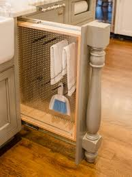 easy organizational solutions for kitchens diy network blog paper towel drawer